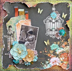 Summer Display #2 *Swirlydoos kit club*