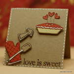 Love is Sweet - Valentine set
