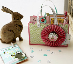 Spring Purse with Treat Bags - Pebbles Guest Design