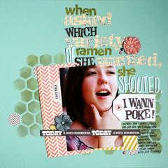 I WANN POKE! *Cocoa Daisy kits*