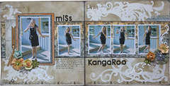 Miss Kangaroo - Maja Design