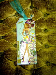 #6 julie nutting tag for swap