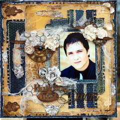 Building the Dream   ****Scrap Fx****