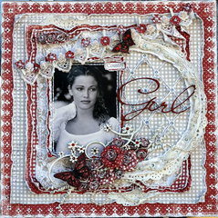 Country Girl ****Maja Design****