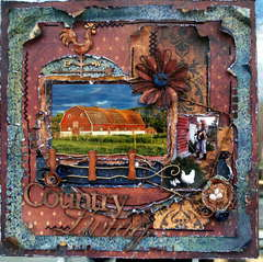 Country Living ****Scrap Fx****