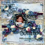Lazy Days of Summer **Scrap Fx*** Scraps of Elegance