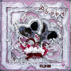 Love Is***I Am Roses Feb Challenge***Maja Design**Scrap Fx