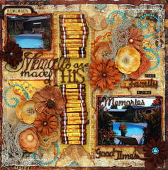 Memories are made of This**Bo Bunny**CSI#44**Scrap Fx