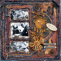 Moments in Time  ***Scrap FX***Bo Bunny Sketch