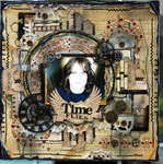 Time Flies ****Scrap Fx**** (CSI #28)