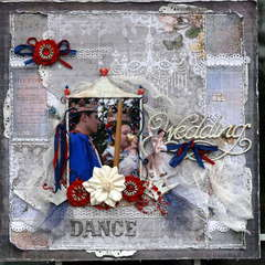 The Wedding Dance ****CSI #22****(Scrap Fx)