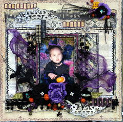 The Cutest Little Witch ***Prima October PPP****