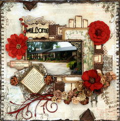 Wecome ***CSI#47***Scrap FX