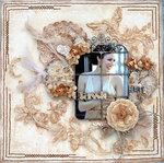 Classic Beauty****Scrap Fx Blog Hop***