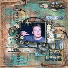 Life in the Fast Lane****Scrap Fx****