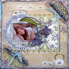 One Fine Day***Scrap Fx*** Maja Design