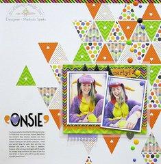 'Onsie' *Doodlebug*