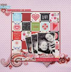 Patchwork of Love *Adornit*