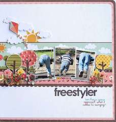 Freestyler *My Little Shoebox*