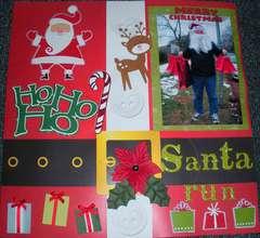 Santa Run Page 1