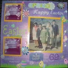 Easter Memories 1969