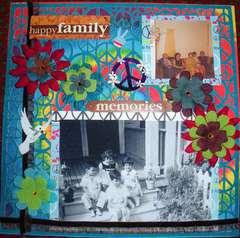 Happy Family Memories