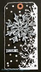 Snowflake Tag