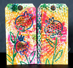 Poppies Tags