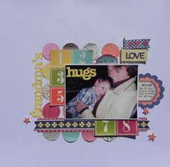 Grandma's hugs