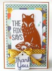 The Fox Says-Thank You