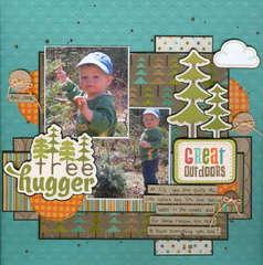 Tree Hugger *Imaginisce*