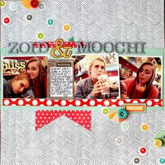 HIP KIT CLUB - January 2012 Kit - Zoid & Moochi LO