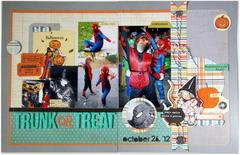 HIP KIT CLUB - October 2012 Kit - Trunk or Treat Layout