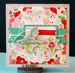 HIP KIT CLUB - January 2013 Kit - Thankful Card