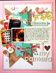 HIP KIT CLUB - January 2013 Kit - My Camera Layout