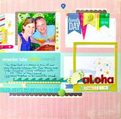 *HIP KIT CLUB - JUNE 2013 KIT*  Lovely Day LO