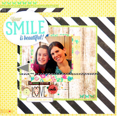 *HIP KIT CLUB - JUNE 2013 KIT*  Your Smile LO