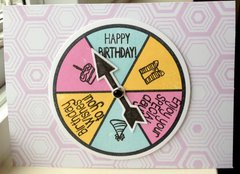 Spinner Birthday