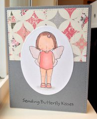 Butterfly Kisses-SSC#344