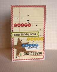 Happy Happy Happy Birthday *Jillibean Soup*