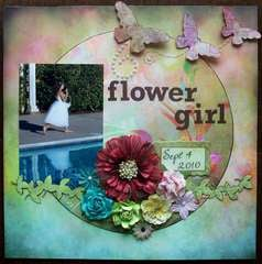 Flower Girl September BAP