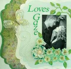 Loves Gaze for May BAP