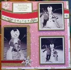 SNOWFRIENDS  JANUARY 2006   Right page