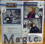 Winter Magic   page two (right hand page)