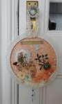 Once Upon a Springtime wallhanging - Graphic 45