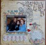 We Are Family...  Graphic 45 Ladies' Diary