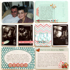 Logan's Baby Book - page 2