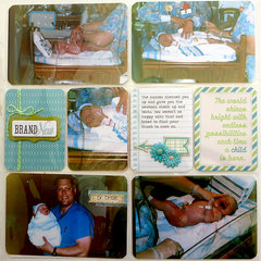 Logan's Baby Book - page 6