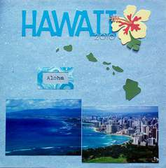 Hawaii 2010 - Page 1 - Title Page