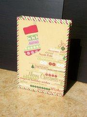 Configurations Mini-Book #6 (Retro Christmas) - Front cover